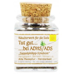 Räucherwerk ADHS, 50 ml