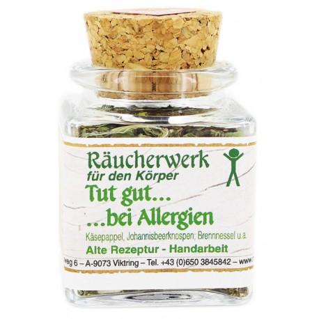 Räucherwerk Allergien, 50ml