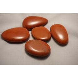 Handschmeichler - Jaspis rot