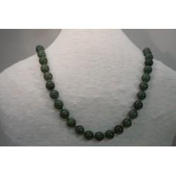 Halskette - Aventurin 8x80