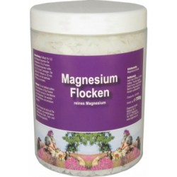 Magnesium Flocken