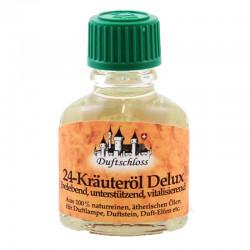 18 24-Kräuteröl Delux