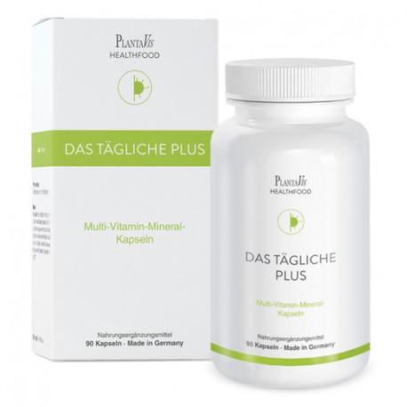 Das tägliche plus - Multi-Vitamin-Mineral Kapseln