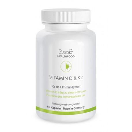 Vitamnin D3 & K2 Kapseln