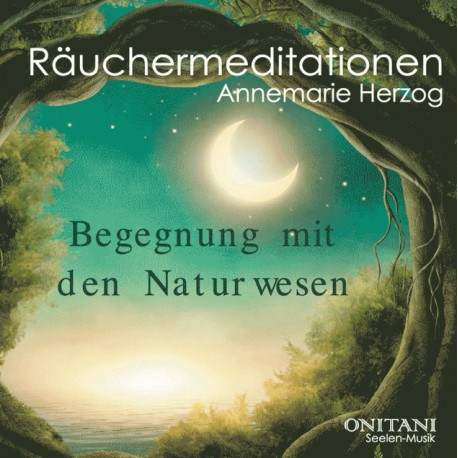 Räuchermeditationen Annemarie Herzog, CD