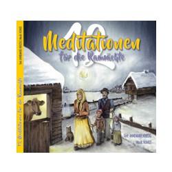 """Meditations CD """"12 Meditationen für die Raunächte"""""""