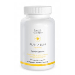 PlantaSkin Lightening Pigment Balance Kapseln