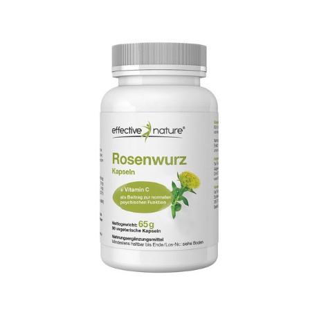 Rosenwurz mit Acerola Extrakt