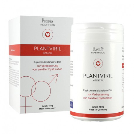 PlantViril medical Pulver