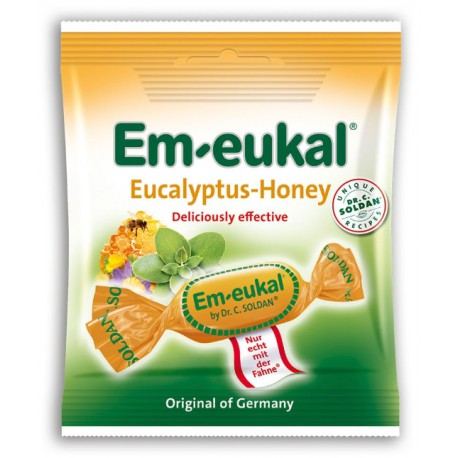 Dr. C. SOLDAN Em-eukal® Eucalyptus-Honey, 50g