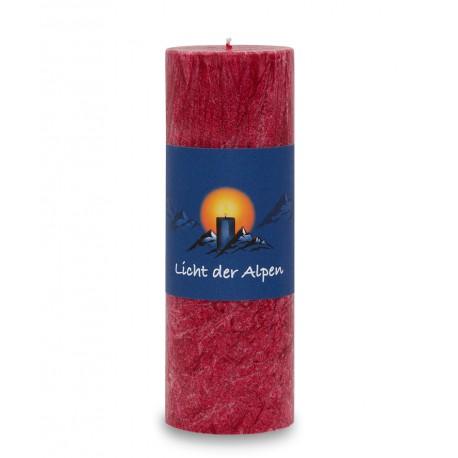 Licht der Alpen - Duftkerze - Die Wärmende