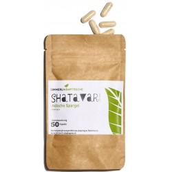 Shativari Kapseln (BIO) 50 Stück