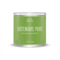 Gerstengras Pulver 100g