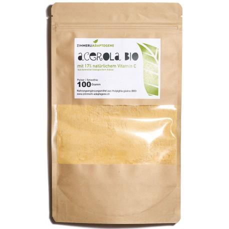 Acerola Pulver (BIO) 100g