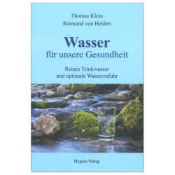 Buch: Wasser für unsere Gesundheit