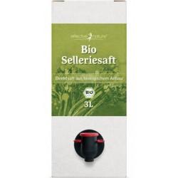 Bio-Selleriesaft aus Stangensellerie  3 Liter