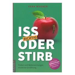 Buch: Iss richtig oder stirb!