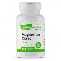 Magnesiumcitrat - Kapseln