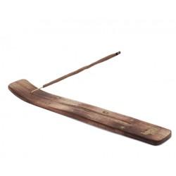 Räucherstäbchenhalter, Holz Elefant