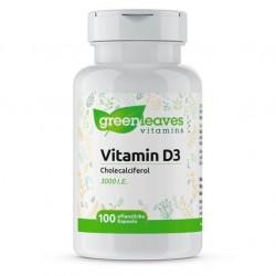 Vitamin D3 3000 l.E. 75 mcg