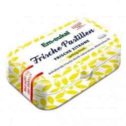 Dr. C. SOLDAN Em-eukal® Frische Pastillen Zitrone