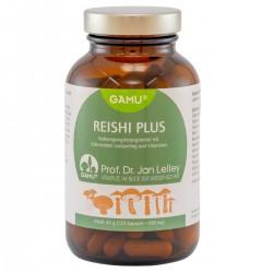 Reishi plus Vitamine, mit Bio Reishi Pilzpulver , 120 Kapseln