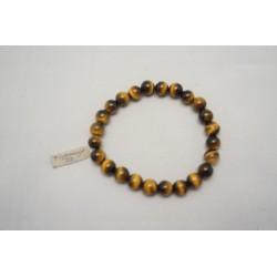 03 Tigerauge - Armband
