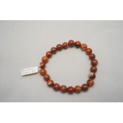 08 Blumen Jaspis - Armband