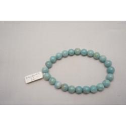09 Amazonit - Armband