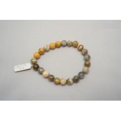 15 Opalith - Armband